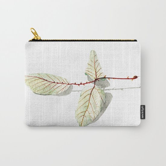 Autumn leaf of berrie Carry-All Pouch