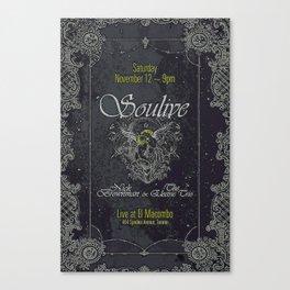 Soulive v01 Canvas Print