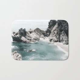 California Beach Bath Mat