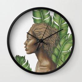 Inherent beauty Wall Clock