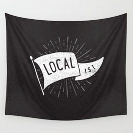 Localist Wall Tapestry