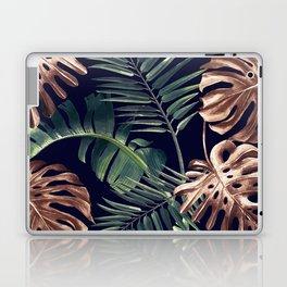 Tropical Garden - Night Laptop & iPad Skin