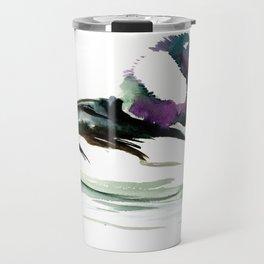 Bufflehead Duck Travel Mug