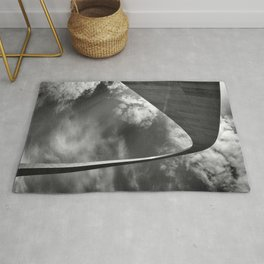 Gateway arch in St-Louis Rug
