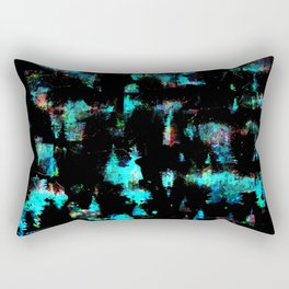 bioluminescent Rectangular Pillow