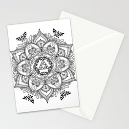 Zelda Mandala Stationery Cards