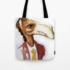 Mr. Camel Tote Bag
