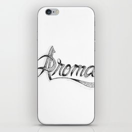 Aroma / Scent iPhone Skin