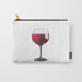 Wine Glass Carry-All Pouch