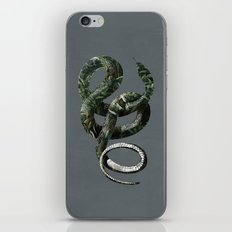 Jungle Snake iPhone & iPod Skin