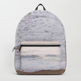 Rushing in Backpack
