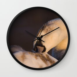 PREENING CYGNET Wall Clock
