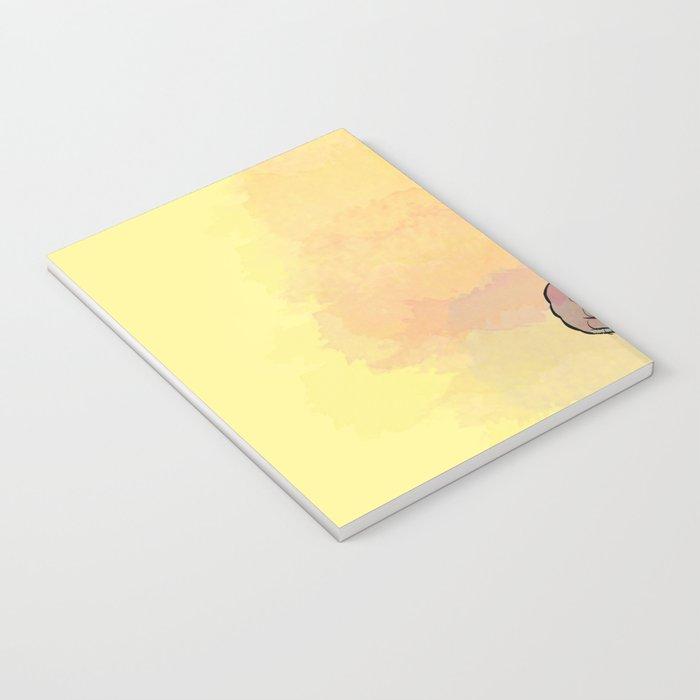 Stowaway Pirate Notebook