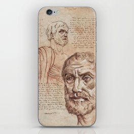 Aristotle iPhone Skin