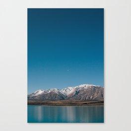 Lake Tekapo II Canvas Print
