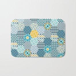 Spanish Tiles of the Alhambra Bath Mat