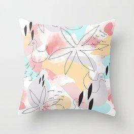 Sweet Spring #society6 #buyart #decor Throw Pillow
