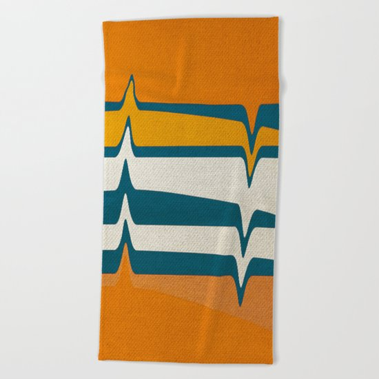 Improper Conduct 1 Beach Towel
