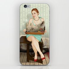 The Meal iPhone & iPod Skin