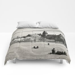 Tolpa's Park Comforters