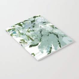 Cross Country Skiing Notebook