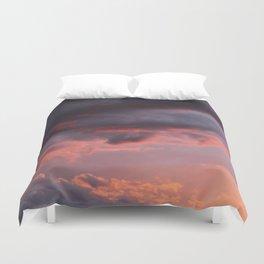 Sunset Atlas Duvet Cover