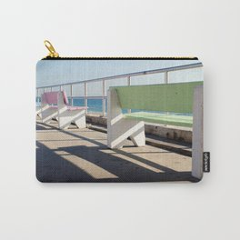 Beach Benches Carry-All Pouch