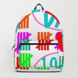 100 days smarter Backpack