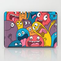 weird iPad Cases featuring Weird Bros by Chris Piascik