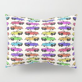 Ride with Me Pillow Sham