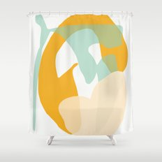 Matisse Shapes 7 Shower Curtain