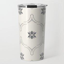 WILDFLOWER JASMIN GREY Travel Mug