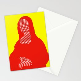 Mona, nu mach aber mal ein Punkt · 2 Stationery Cards