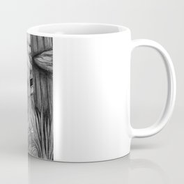 Within ancient ruins Coffee Mug