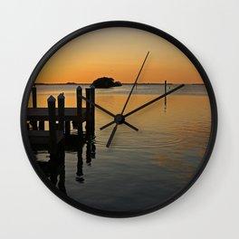 Sizzling Serenade Wall Clock