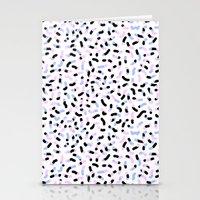 luke hemmings Stationery Cards featuring Luke by Hanna Kastl-Lungberg