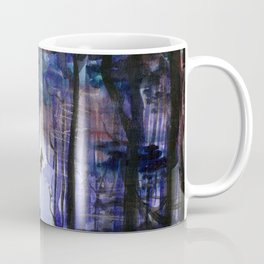Rider in the Night Coffee Mug