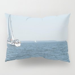 Sweet Day On the Bay Pillow Sham