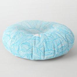 Yarn Ball Pit Floor Pillow