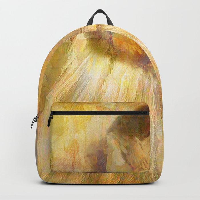 The reader Backpack