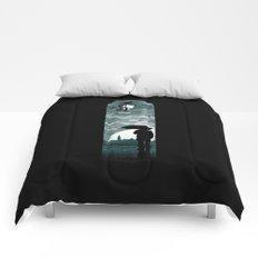 venetian alley Comforters