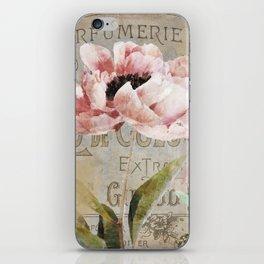 Le Fleur Jardin iPhone Skin