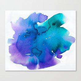 Watercolor Dream Canvas Print
