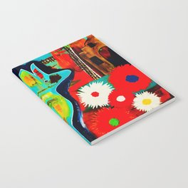 Mexican Love Notebook