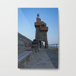 Rhenish Tower Metal Print