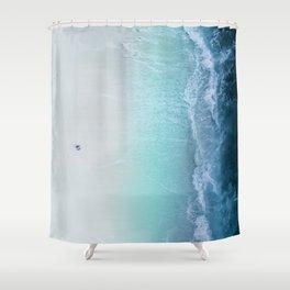 sea 5 Shower Curtain