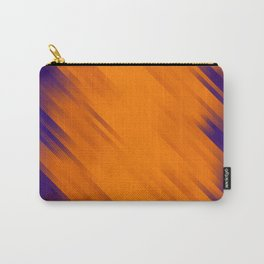 stripes wave pattern 7v1 vo Carry-All Pouch