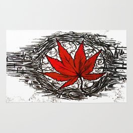 Tribe Maple Rug