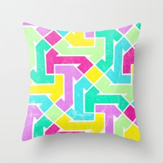 Azimuth Throw Pillow
