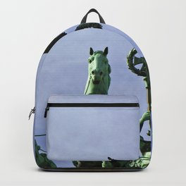 Brandenburg gate Backpack